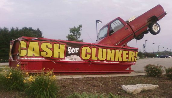 Cash For Clunkers >> Cash For Clunkers Was A Boondoggle From The Start