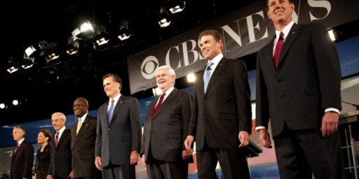 Republican Foreign Policy Debate: Winners and Losers