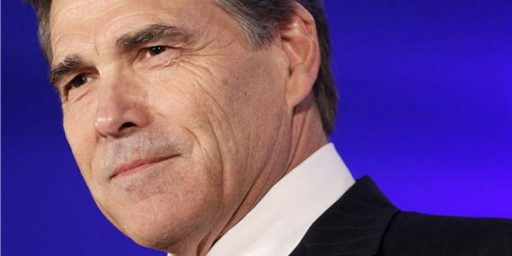 Rick Perry Calls for Syria No-Fly Zone