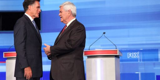 Romney Campaign Begins To Unload On Gingrich