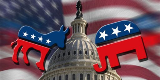 The End Of America's Political Parties?