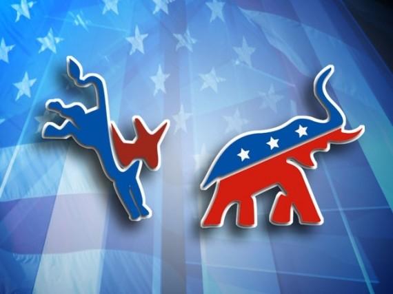 us-politics-republicans-democrats-flag