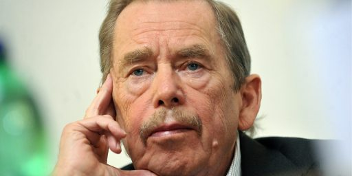 Vaclav Havel Dead At 75