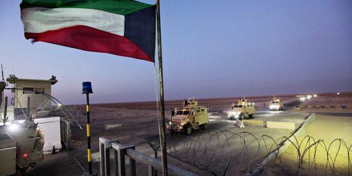 Last American Troops Leave Iraq