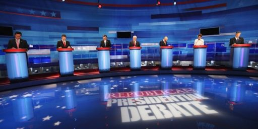 Networks to Limit Republican Debate Field