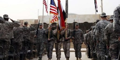 Americans Disapprove Of Obama's Handling Of Iraq, And Of The Idea of Intervening In Iraq