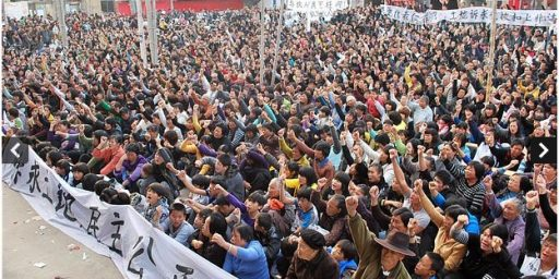 Wukan Protests End