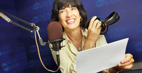 Christiane Amanpour Out at 'This Week'?