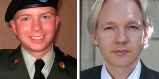 Direct Link Between Bradley Manning And Julian Assange Discovered?