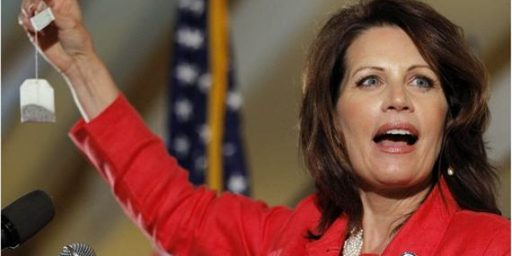 Michele Bachmann's Epic Collapse