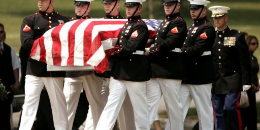 Partial Remains Of At Least Of 274 Soldiers Dumped In Virginia Landfill