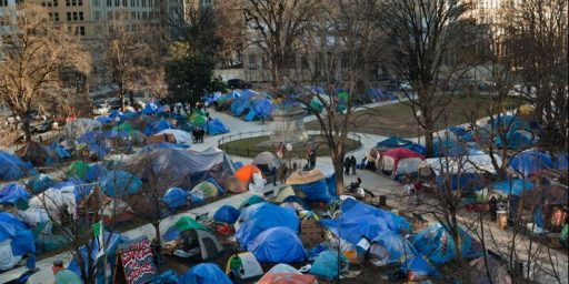 National Park Service Tells OccupyDC It's Time To Go