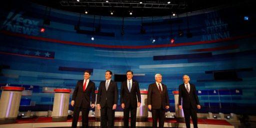 Republicans Clash In The Battle Of Myrtle Beach