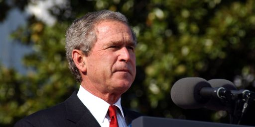 Bush To Blame For Weak GOP Field?