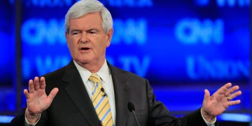 The Myth Of Newt Gingrich The Great Debater