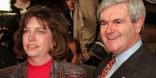 Newt Gingrich's Ex-Wife To Speak In ABC News Interview