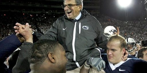 Joe Paterno Dead At 85, Family Confirms