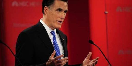 Mitt Romney's Tax Returns: Much Ado About Very Little
