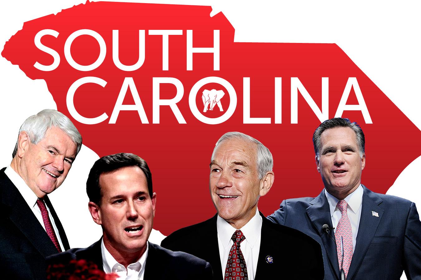 south carolinas republican primary - HD1350×900