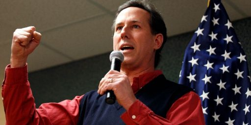Santorum Admits He Cannot Win The Nomination Without A Brokered Convention