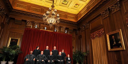 Chief Justice Roberts Defends Kagan, Thomas Recusal Decisions On Health Care Lawsuit