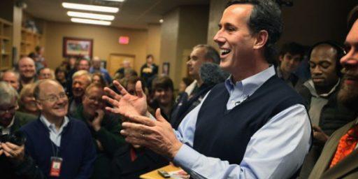 Rick Santorum Suspending Presidential Campaign