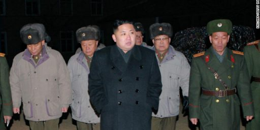 Political Machinations In North Korea