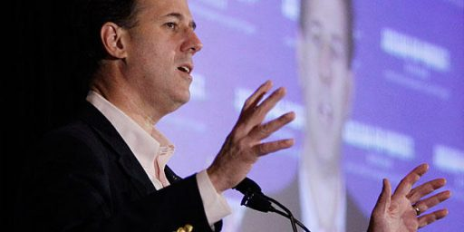 Could Tonight Be The End For Santorum?