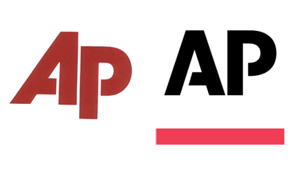 AP Changes Logo for No Apparent Reason