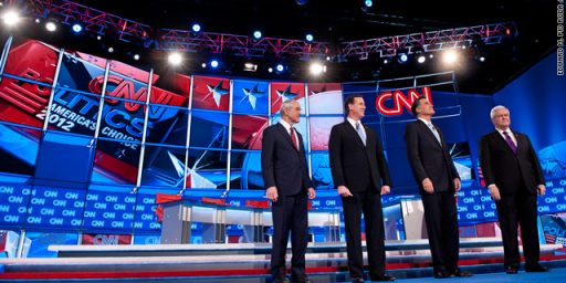 Republicans Clash In Mostly Lackluster Debate