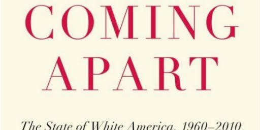 "Speaking of ""Coming Apart"""