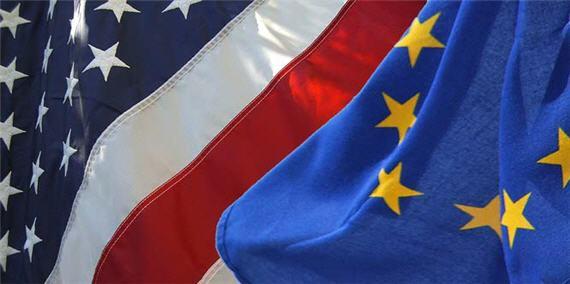 europe-usa-eu-flags
