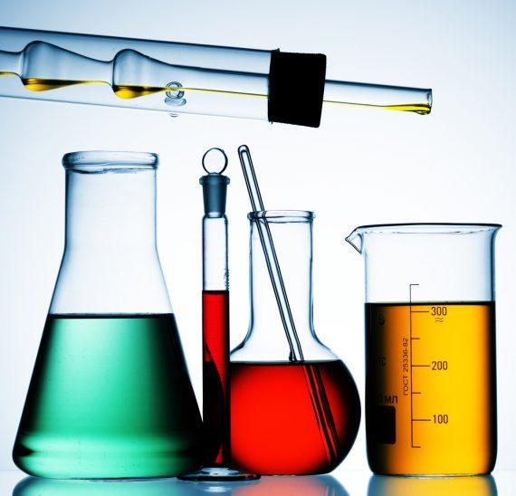 laboratory-beakers