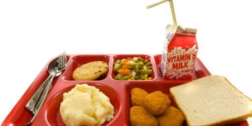 Preschooler Forced to Eat Chicken Nuggets After Bag Lunch Fails State Inspection