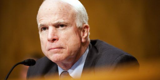 Of Course John McCain Wants To Invade Nigeria Without Their Permission