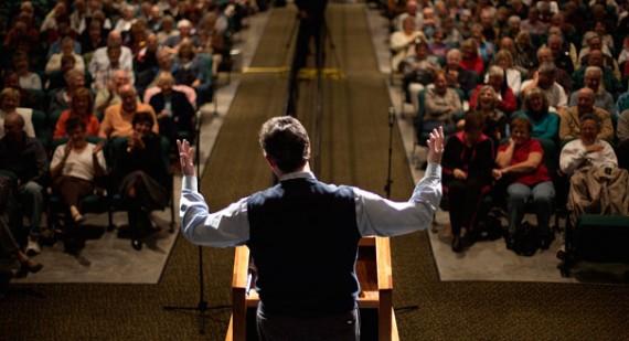 Rick Santorum Pulplit 2