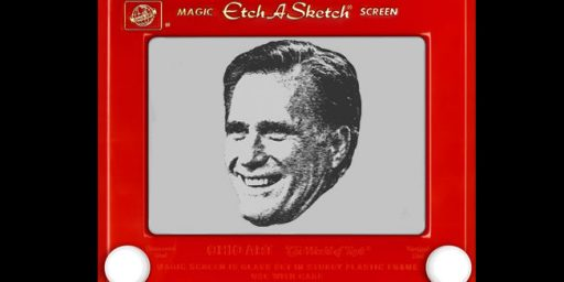 Etch A Sketch And The Permanent Campaign Silly Season