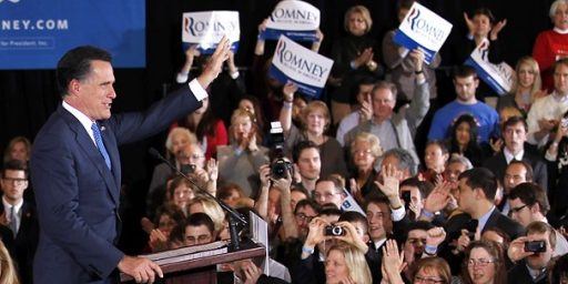 Romney Fails To Deliver Knockout Punch, Will Still Win Nomination