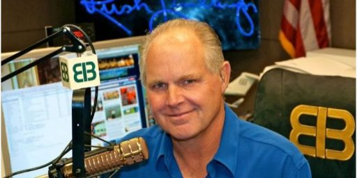 Are Republican Politicians Afraid Of Rush Limbaugh?