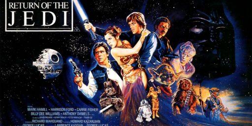 The Greatest Star Wars Movie?