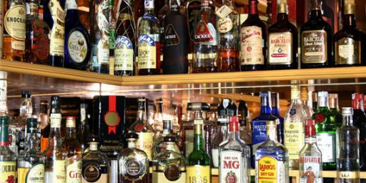 Washington Privatizes Liquor Sales, Jacks Up Costs