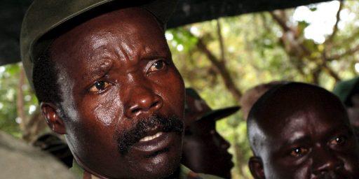 Joseph Kony, #stopkony, and Ignoring Africa
