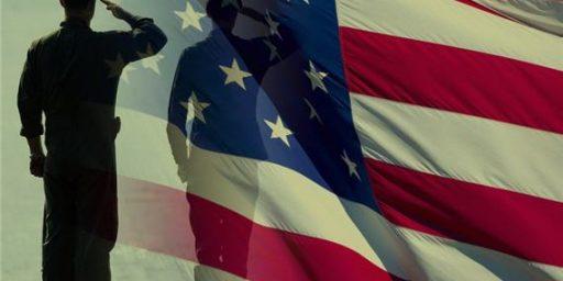 Soldier Reprimanded For Ron Paul Endorsement