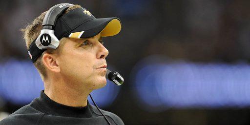 New Orleans Saints Slammed in Bounty Scandal