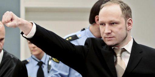 Anders Breivik and Khaleid Sheikh Mohammed
