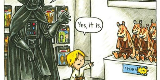Darth Vader and Son - What If Darth Vader Was a Good Father?