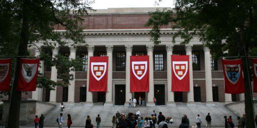 Harvard Graduate Romney Says Obama Spent 'Too Much Time At Harvard'