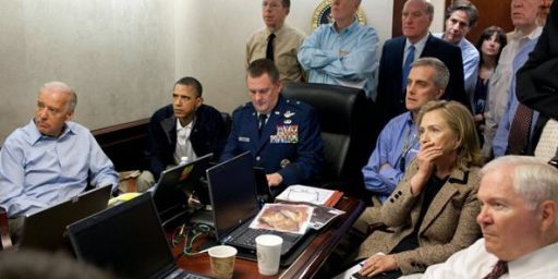 Obama, the Bin Laden Raid, and Secrecy