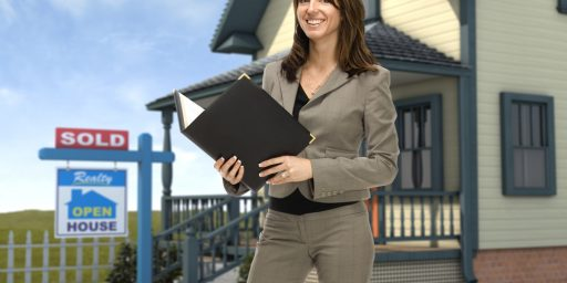 Attractive Female Real Estate Agents Sell Houses For More Money