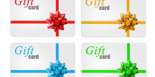 "New Jersey Taking ""Unused"" Gift Card Balances After Two Years"